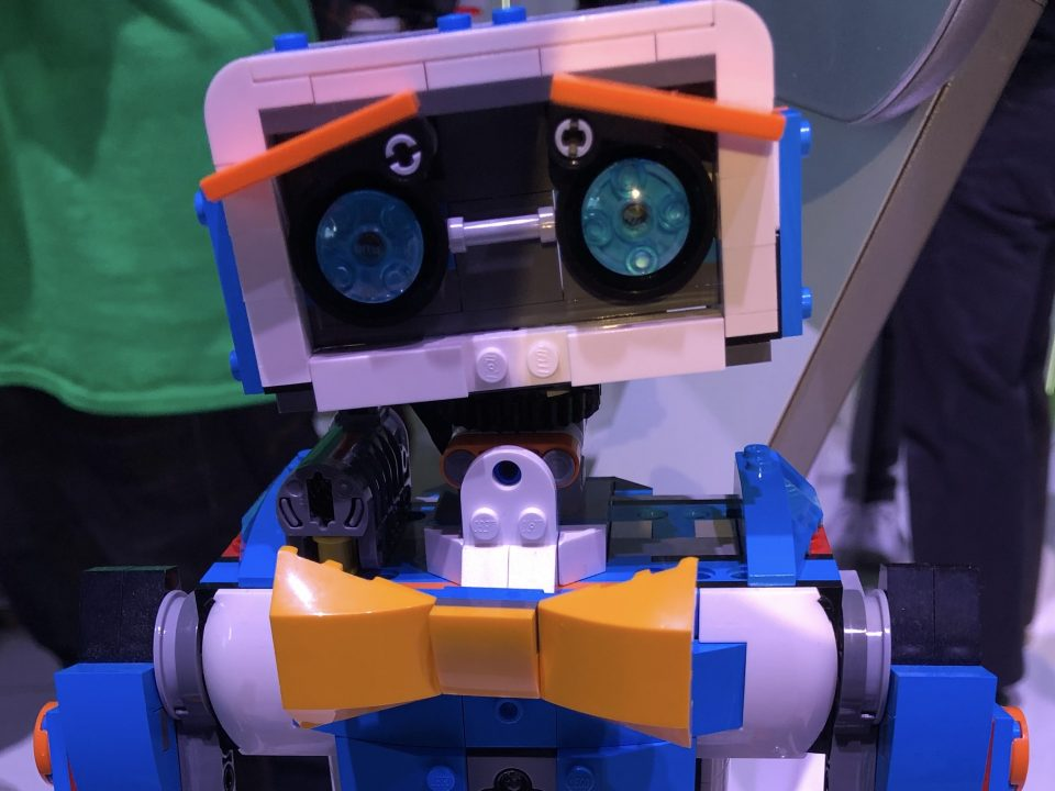 Robot at True North 2019